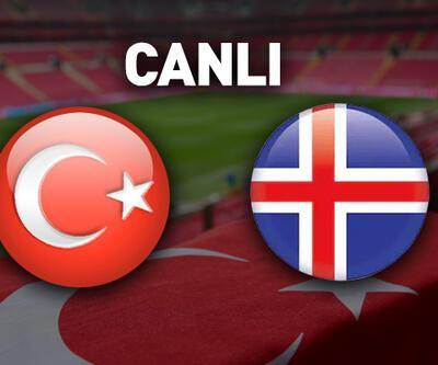 Türkiye İzlanda CANLI YAYIN