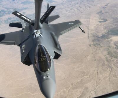 ABD açıkladı! F-35 sisteminde değişiklik