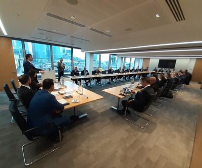 İBB Başkanı İmamoğlu, Londra'da kredi aradı