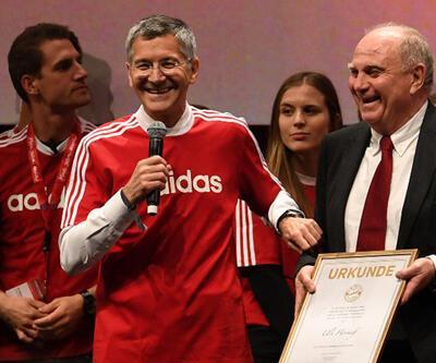 Bayern Münih'te yeni başkan Herbert Hainer