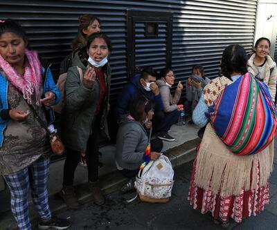 Bolivya'da 5 gösterici hayatını kaybetti