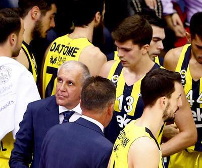 Obradovic Fenerbahçeli oyunculara küfür üstüne küfür etti