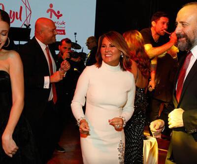 40. yıla Serenay Sarıkaya ve Halit Ergenç'ten özel dans!