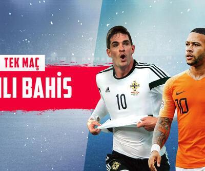 Kuzey İrlanda-Hollanda maçı CANLI BAHİS seçeneğiyle Misli.com'da