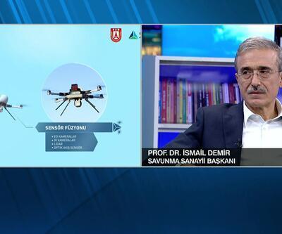 Son dakika: 'Sürü drone'ların görüntüleri ilk kez CNN TÜRK'te yayınlandı
