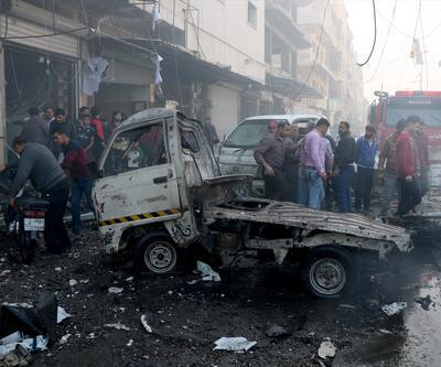 Suriye'de terör saldırısı: Çok sayıda ölü ve yaralı var
