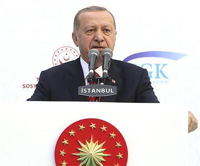 C. Başkanı Erdoğan'dan EYT açıklaması