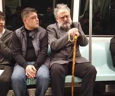Hakan Aysev'den metroda operalı sosyal deney