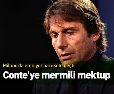 Antonio Conte'ye mermili mektup