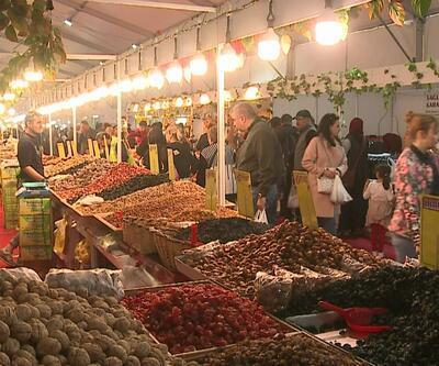 7 bölgeye ait yöresel lezzetler görücüye çıktı