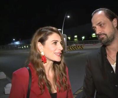 Ertan Saban ve eşi Ebru Özkan olay görüntülerin ardından ilk kez konuştu