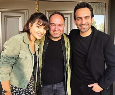 'Azize'nin yıldızları Hande Erçel ve Buğra Gülsoy'dan çok özel açıklamalar