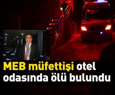 Niğde'de MEB müfettişi otel odasında ölü bulundu