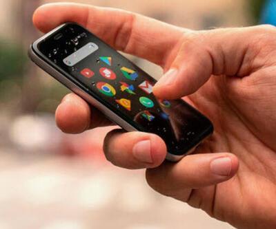 Dünyanın en minik telefonu
