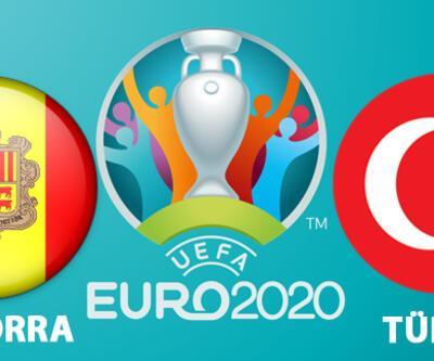 Milli maç ne zaman, Andorra Türkiye maçı saat kaçta, hangi kanalda?
