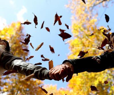 Uludağ'da sonbaharın son demleri