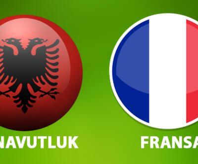 Arnavutluk Fransa maçı ne zaman, saat kaçta, hangi kanalda?