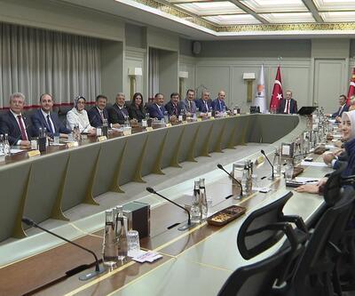 Ankara'da siyasetin gündemi