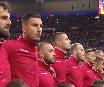Arnavutluk Fransa CANLI YAYIN