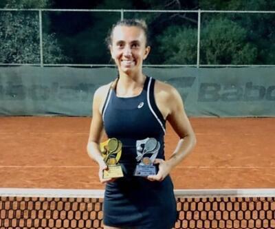 İpek Öz Antalya'da şampiyon oldu