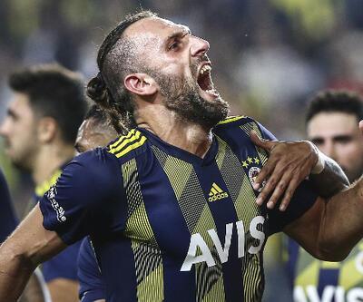 Fenerbahçe'de Vedat Muriç gelişmesi