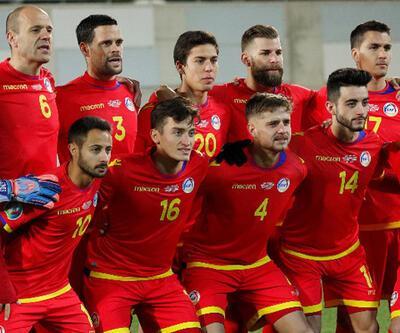 Andorra ilk kez sonuncu olmadı
