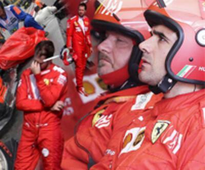 Dünya şokta! Formula 1'de akılalmaz olay...