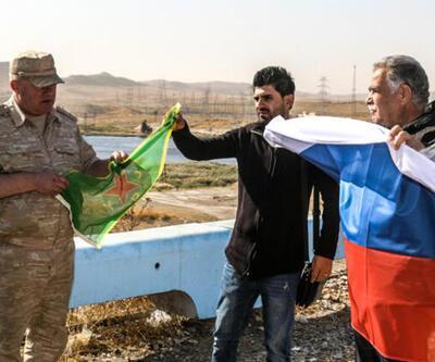 Bayrak rezaleti: Bu kez Rusya!