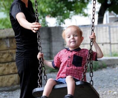 'Mucize bebek' Tuğra, 12 yıl yaşama tutunabildi