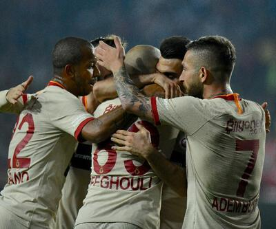 Galatasaray'da 7 futbolcu sakat