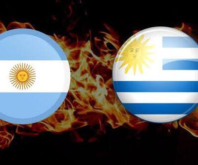 Arjantin Uruguay CANLI YAYIN