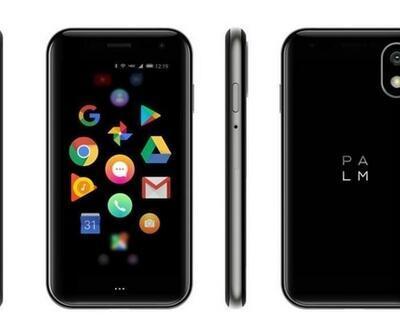 Minimalist, avuç içi akıllı telefon