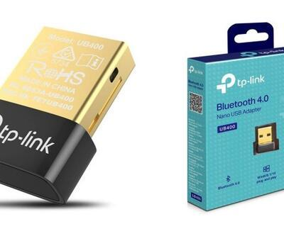 PC'nizi mutlu edin : TP-Link UB400 Nano Bluetooth adaptör