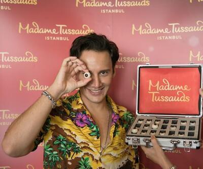 Edis'in figürü Madame Tussauds İstanbul'da yer alacak