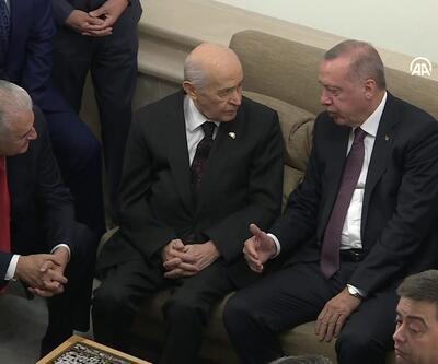 Son dakika: Cumhurbaşkanı Erdoğan ile Devlet Bahçeli arasında kritik görüşme