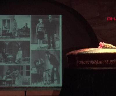 Usta tiyatrocu Birsel, son yolculuğuna uğurlandı