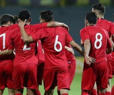 U21 Andorra Türkiye CANLI YAYIN