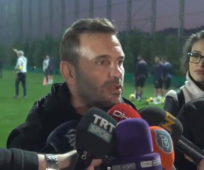 Okan Buruk'tan Galatasaray yorumu