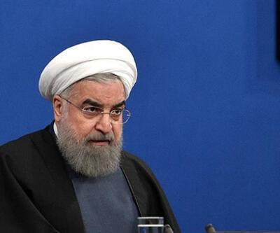 Ruhani'den ABD'ye: Yaptırımları daha fazla sürdüremezler