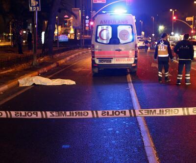 İstanbul'da feci kaza: Cipin çarptığı yaya hayatını kaybetti