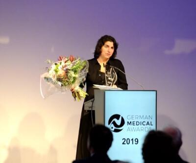 Almanya'da yılın doktoru bir Türk