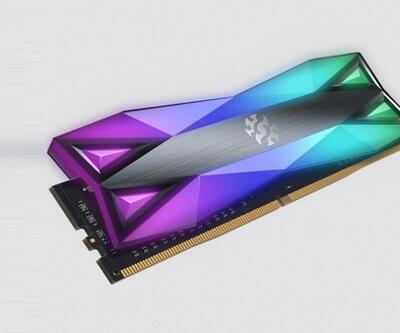 XPG SPECTRIX D60G DDR4 : PC'nizi renklendirin