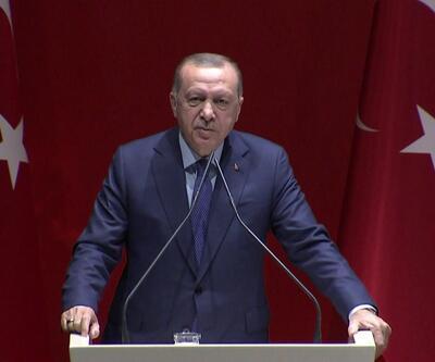 Erdoğan'dan yatırımcıya çağrı