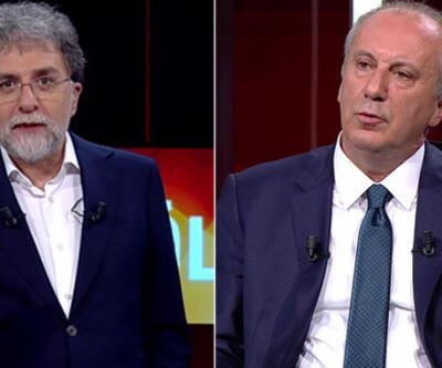 """Muharrem İnce, """"Erdoğan'la görüşen CHP'li"""" iddialarıyla ilgili konuştu"""