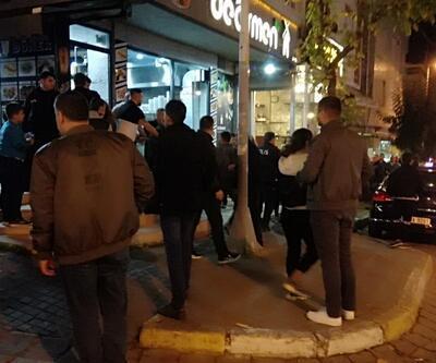Dönercilerin sopalı kavgasında 2 kişi yaralandı