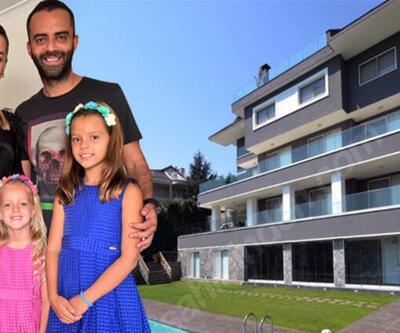 Semih Şentürk ile Pınar Şentürk'ün villasına ziyaretçi akını! Bakan çok, alan yok