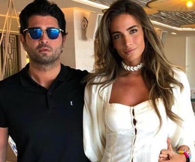 Açalya Samyeli Danoğlu'na eşi Erman Ademoğlu'ndan jest
