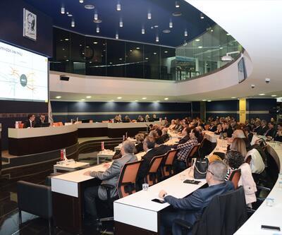 Sanayiciler İVME Paketi ve istihdam kredileri hakkında bilgilendirildi