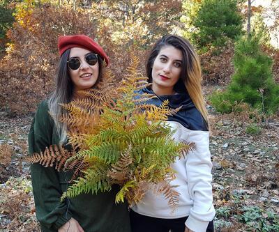 Osmaniye'de doğaseverlerden sonbahar gezisi