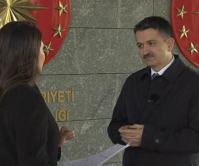 Bakan CNN TÜRK canlı yayınında açıkladı! Et ithalatı yapılmayacak...